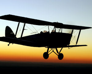 Tiger Moth, Scenic Joy Flight, 30 minute - Point Cook, Melbourne