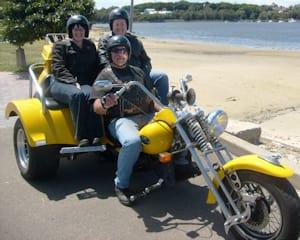 Trike Tour, 1 Hour, Three Bridges Tour for 2 - Sydney