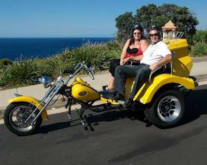 Trike Tour, 1.5 Hour, Eastern Panorama Tour - Sydney