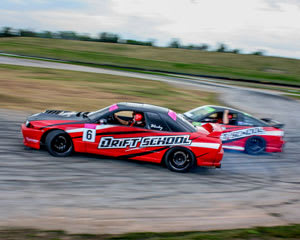 Drifting, 4 Drift Battle Hot Laps - Sydney Dragway Eastern Creek