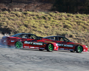 Drifting, 8 Drift Battle Hot Laps - Sydney Dragway, Eastern Creek