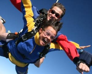 Tandem Weekend Skydive up to 14,000ft - Hunter Valley