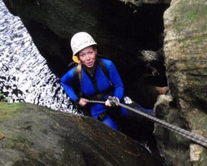 Canyoning, Full Day - Blue Mountains