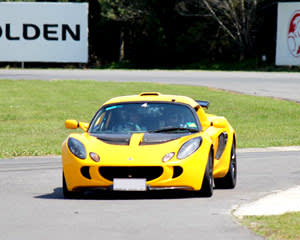 LOTUS Race Experience With Paul Stokell - Queensland Raceway