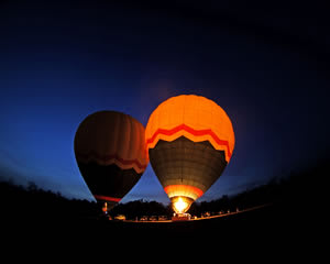 Hot Air Ballooning - Cairns
