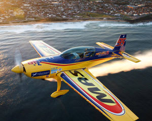 Air Race Experience in Matt Hall's 2 Seat Race Plane, 20-minute - Lake Macquarie Airport Newcastle