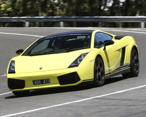 Lamborghini Joy Ride Mornington Peninsula