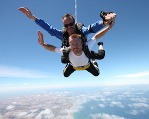 Skydiving Great Ocean Road (Barwon Heads) - Tandem Skydive Up To 12,000ft