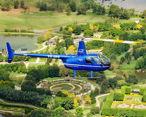 Private Helicopter Flight, 12 Minutes - Hunter Valley - For 2
