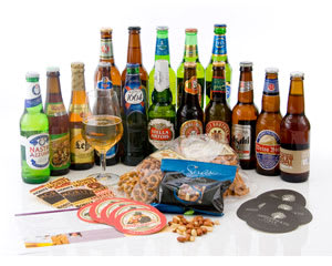 Beer and Nibbles Hamper