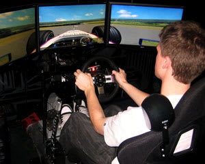 F1 Racing Simulator - Darling Harbour Sydney