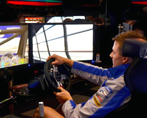 V8 Racing Simulator - Darling Harbour Sydney