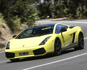 Lamborghini Drive Mornington Peninsula - 60 Minutes