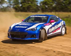 Rally Driving Brisbane - 6 Lap Taster