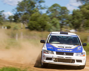 Rally Driving Sydney - 3 Hot Laps