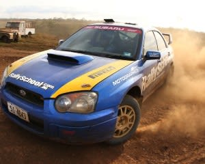 Rally Driving Brisbane - 3 Hot Laps