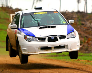 Rally Driving Perth - 3 Hot Laps