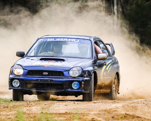 Rally Driving 12 Lap Rush - Willowbank Brisbane