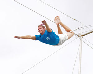 Trapeze Lesson, Learn The Flying Trapeze, Outdoors - Brisbane