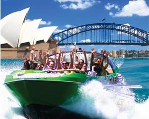 Jet Boat Circular Quay Sydney 30 Mins Offer