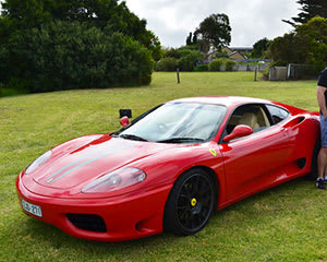 Ferrari Drive Mornington Peninsula - 60 Minutes