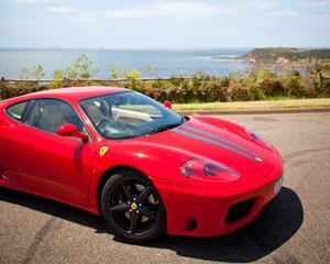 Ferrari Joy Ride Mornington Peninsula