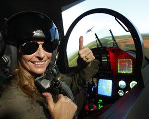 F/A-18 Jet Fighter Simulator, 60 Minutes WEEKEND - Brisbane