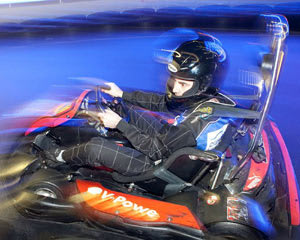 Karting for 2, 30 Lap Session - Port Melbourne