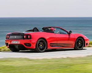 Ferrari Drive Mornington Peninsula - 30 Minutes