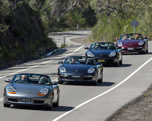 Porsche Drive Adventure, Full Day for 2 - Sydney