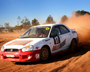 Rally Driving, 6 Lap Drive & 1 Hot Lap - Melbourne