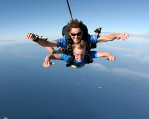 Skydiving Over The Beach Rockingham Perth - Tandem Skydive Up To 15,000ft