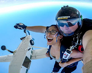 Tandem Skydive up to 15,000ft, Weekend - Great Ocean Road, Torquay