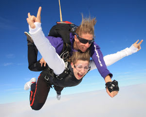 Skydiving Great Ocean Road (Torquay) - Tandem Skydive up to 15,000ft