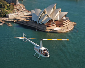 Helicopter Private Flight, 20 Minutes - Sydney - For 2