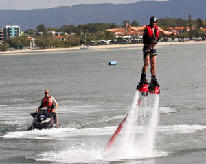 Flyboard Lesson, 30 Minutes - Gold Coast