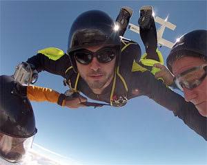 Skydiving Euroa - Learn to Skydive, AFF Course Stage 1