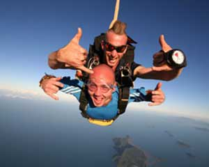 Skydiving Over The Beach Rockingham Perth - Weekday Tandem Skydive Up To 15,000ft