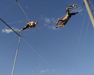 Trapeze For 2, Learn The Flying Trapeze Outdoors - Sydney