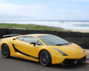 Drive A Lamborghini Gallardo Beach Cruise Plus Passenger