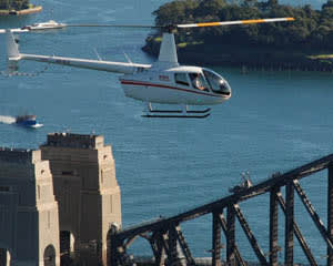 Helicopter Shared Scenic Flight, 20-minute, Sydney - For 2