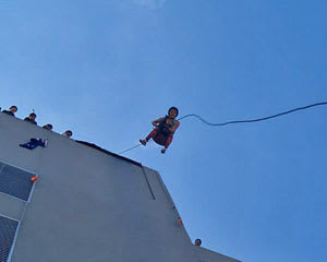 Abseiling Forward Run - Ultimate Package - Melbourne
