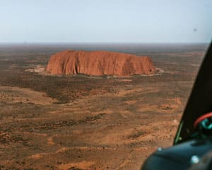 Helicopter Scenic Flight, 15 Minutes - Uluru