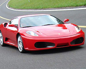 Ferrari Race Track Drive, 4 Laps - Marulan (South Of Sydney)