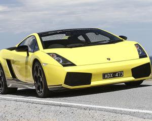 Lamborghini Drive & Dine Yarra Valley (1 Hour)