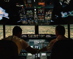 Flight Simulator, Newcastle - 60 Minute Flight