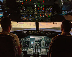 Flight Simulator, Newcastle - 90 Minute Flight