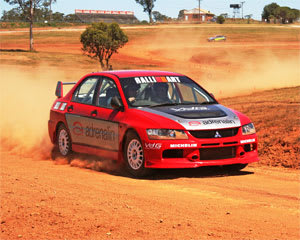 Rally Driving Perth - 6 Lap Taster SPECIAL OFFER 2-For-1