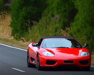 Ferrari Joy Ride Yarra Valley (30 Minutes Plus Photo)