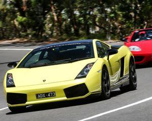 Lamborghini & Ferrari Drive, 1 Hour - Yarra Valley
